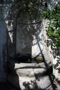 Fontana dei Giardini della Minerva