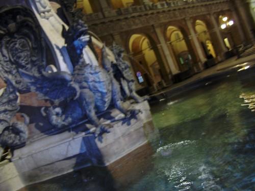 Loreto - Rilessi nell'acqua incantata