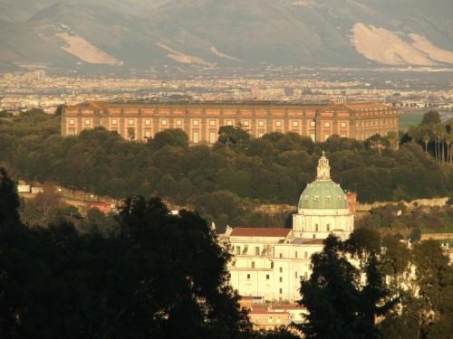 Napoli - Basilica e Reggia di Capodimonte