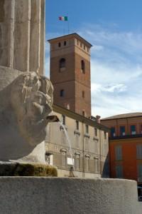 Fontana di Piazza Prampolini