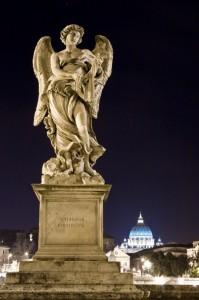 L'angelo custode di San Pietro