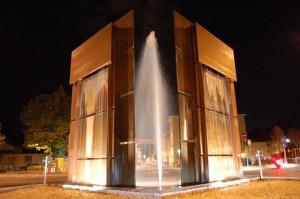 la fontana che non c'è più