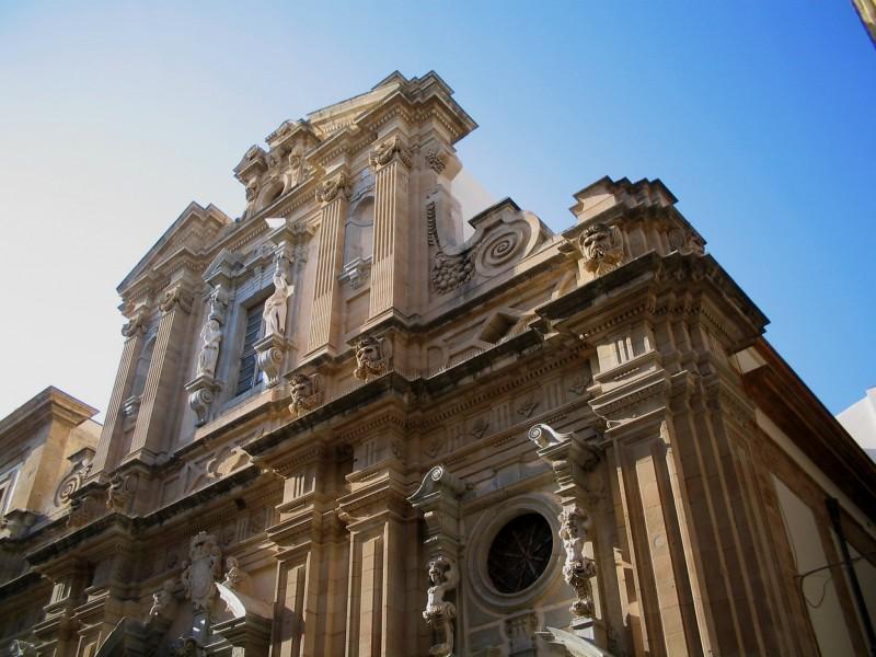 ''Chiesa del Collegio'' - Trapani