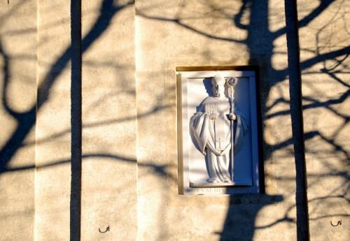 Cadrezzate - particolare con ombra