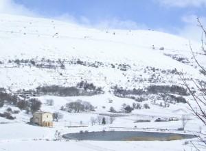 Chiesa nella neve