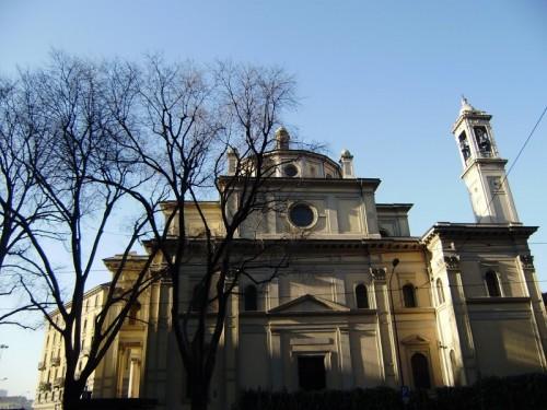 Milano - chiesa a milano (non so il nome)