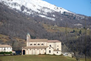 Santi Pietro e Paolo con la neve