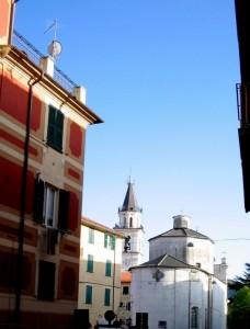 La Chiesa e l'Oratorio di Torriglia