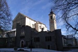 Chiesa Parrocchiale d'inverno