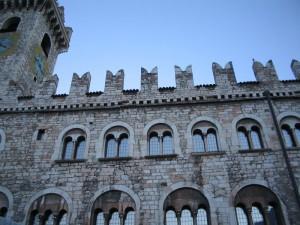 cattedrale San Vigilio e il castello