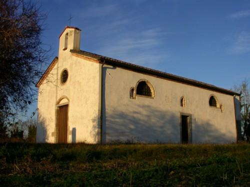 Basiliano - Antica chiesetta di San Marco
