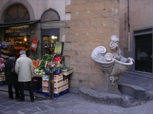 Firenze…… Tra quotidianetà e arte.