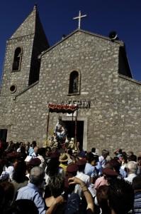 """La Vergine campestre… sottotitolata… """" aviemu vogghia di camminari trazzere, trazzere.."""""""