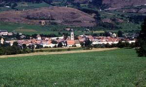 Glorenza, Chiesa dentro le Mura
