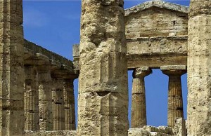 Tempio di Cerere o Atena, Paestum, 500 a.C.