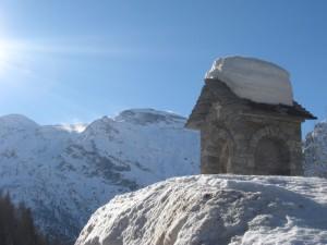 Cappella verso l'Alpe Devero