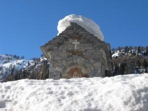 Madonna della neve (Alpe Devero)