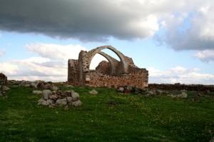 chiesa campestre di San Simeone