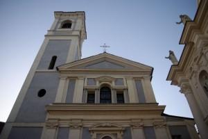 Chiesa ed arco