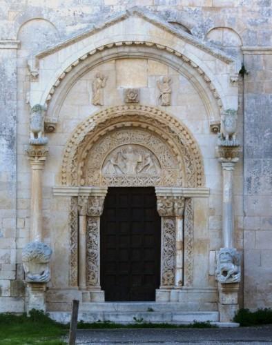 Manfredonia - Ricami di pietra