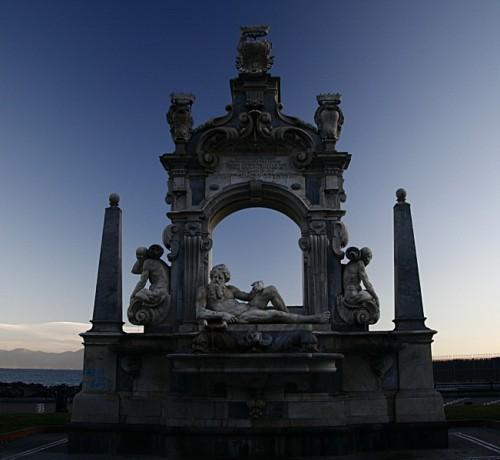 Napoli - Fontana del Sebeto