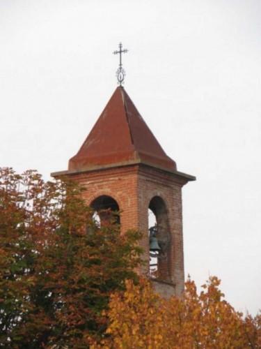 Montiglio Monferrato - campanile di San Andrea