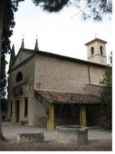 Illasi - Chiesa di San Colombano