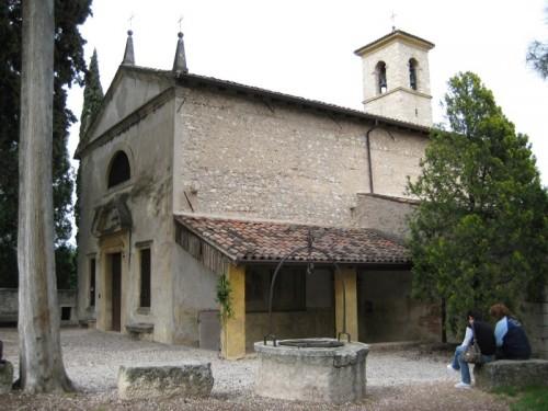 Illasi - Illasi - chiesa di San Colombano 2