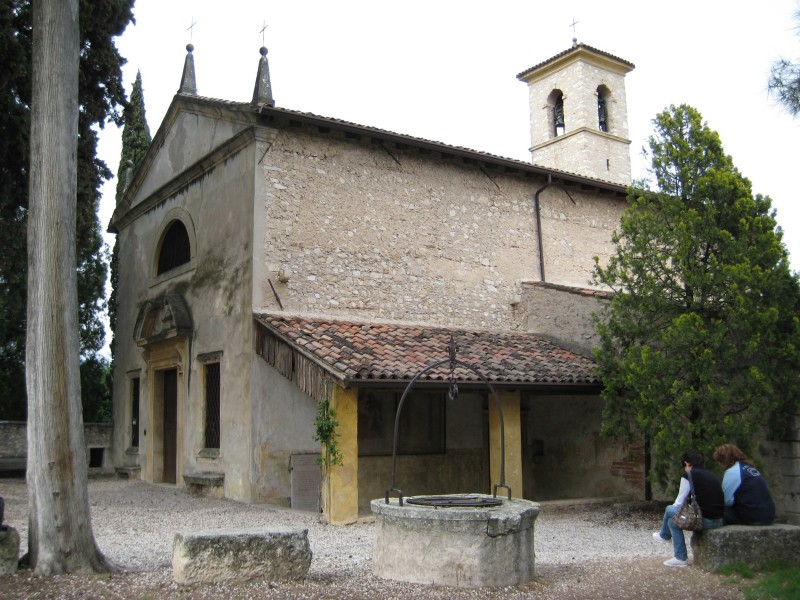 ''Illasi - chiesa di San Colombano 2'' - Illasi