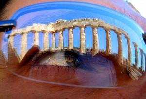 Riflesso del tempio