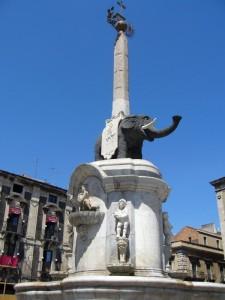 """""""U Liotru""""  (Fontana di p.zza Duomo - CT)"""