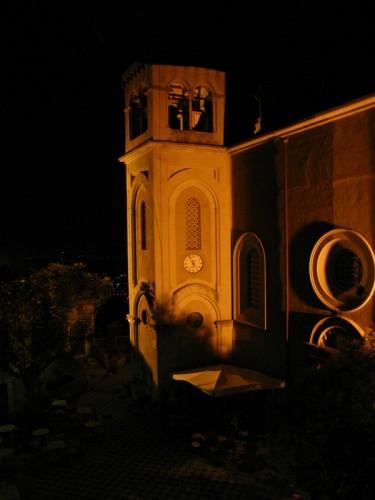 Castelmola - Campanile della chiesa
