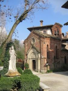 Chiesa a Grazzano Visconti