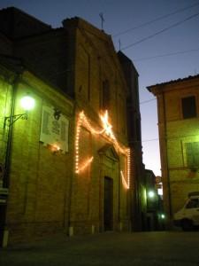 Chiesa natalizia
