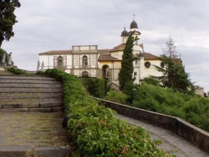 sette chiese di Monselice