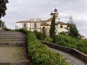 sette chiese di Monselice
