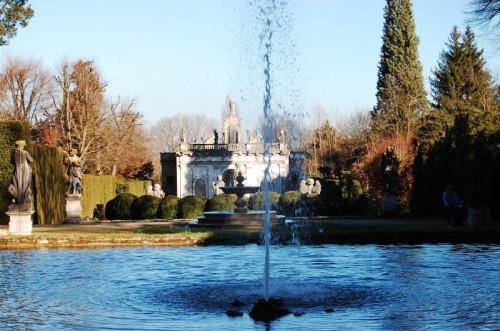 Galzignano Terme - la maestosita' dell'acqua