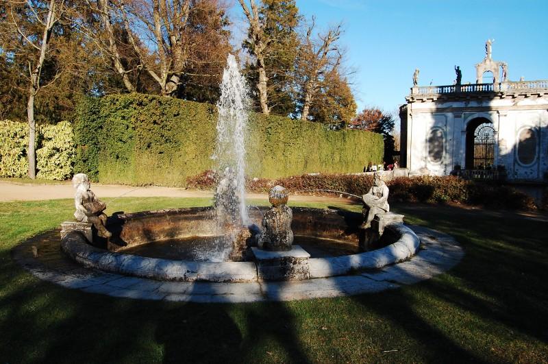 ''fontana com putti'' - Galzignano Terme