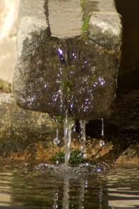 la fontana del lavatoio