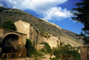 Fontana di Roccacaramanico