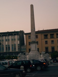 Fontana di piazza aranci