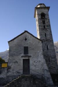 La chiesa di S. Maurizio