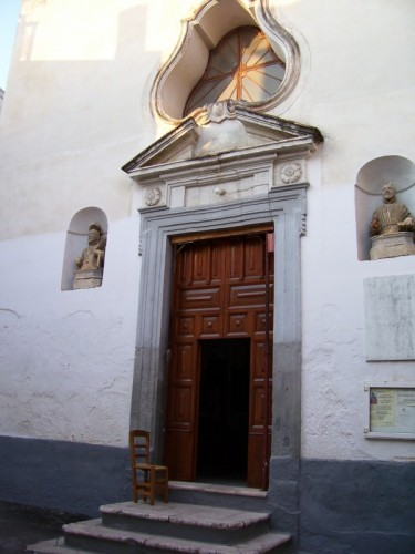 Grottaglie - CHIESETTA MADONNA DEL LUME