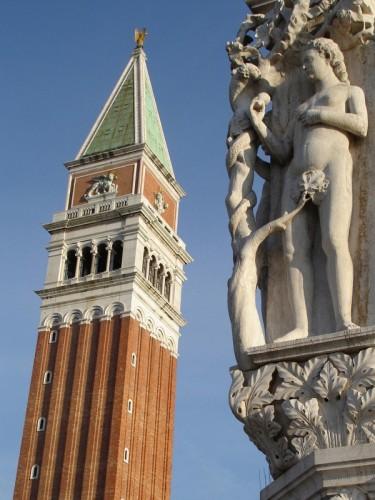 Venezia - Sacro e Profano (San Marco,Adamo ed Eva)