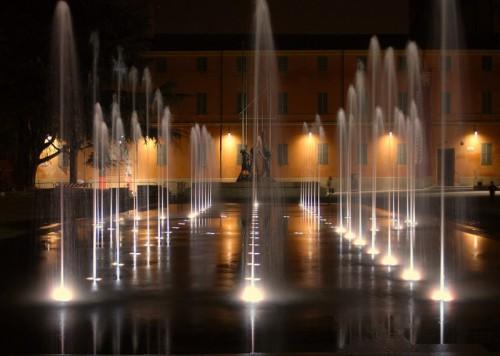 Reggio Emilia - Nuove fontane