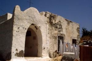 Cappella altare a Ponza