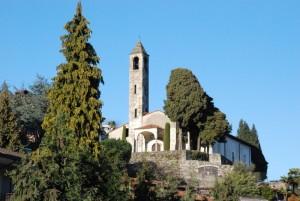 La chiesetta vecchia di Belgirate - Secolo XII