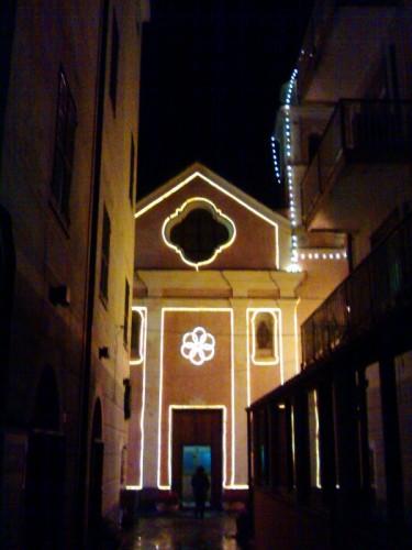 Alassio - Chiesa di S.Anna