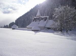 La Chiesa di San Lugano