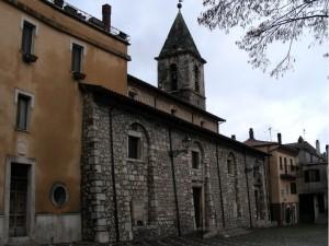 Chiesa parrocchiale di Santa Maria - Collelongo (AQ)